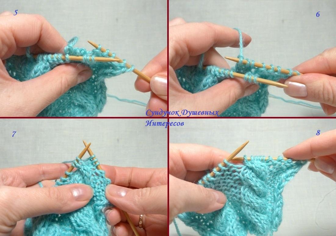 Как пользоваться спицами для вязания 272