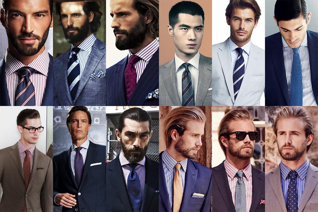 Pruh v základnej farbe - odtieň výberu kravaty 6a31f5fdb6
