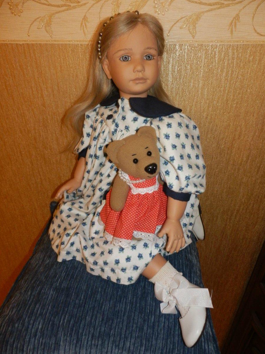 Как сшить куклу? Куклы 87